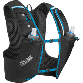 CamelBak Ultra Pro - Sac à dos hydratation - with Quick Stow Flask bleu/noir